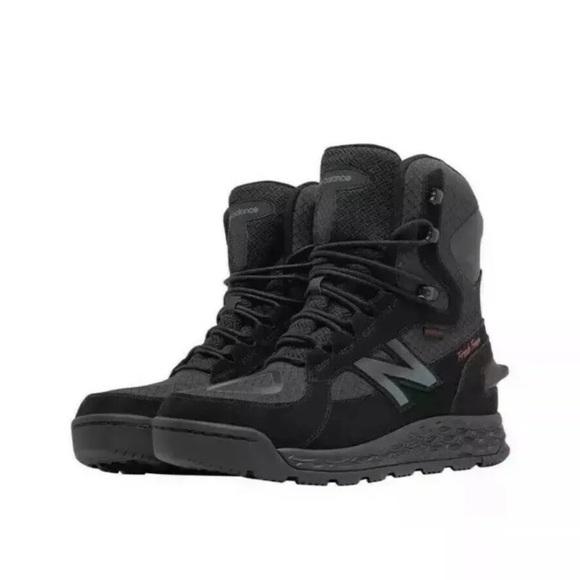 New Balance Waterproof Winter Boots Sz 8 2E Wide NWT